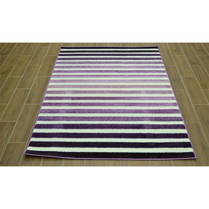 tapis chambre violet pastel 7508 53v60 cm 12 achat. Black Bedroom Furniture Sets. Home Design Ideas