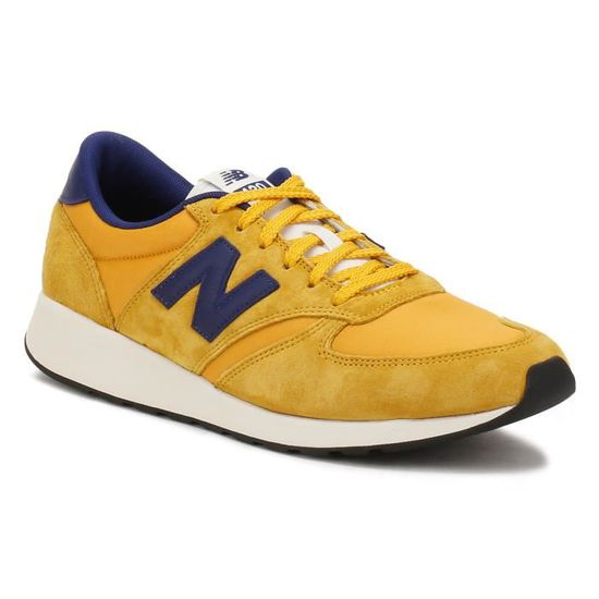 new balance 420 homme jaune