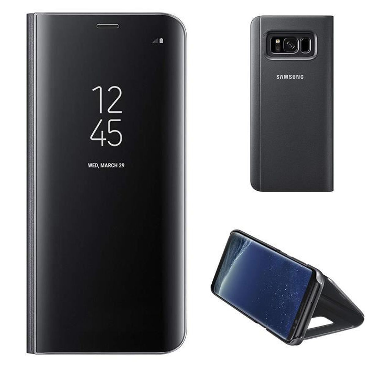 coque samsung s8 s view