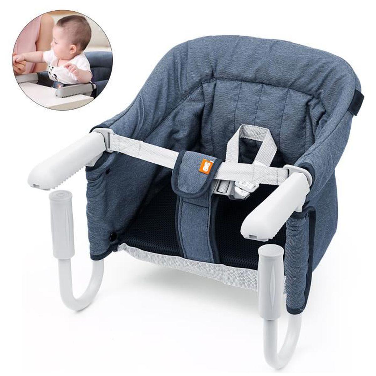 de de Table Baby extérieur haute enfant sac chaise siège intérieur pliante bébé table pour avec sangle Siège transport Yb76gyfv
