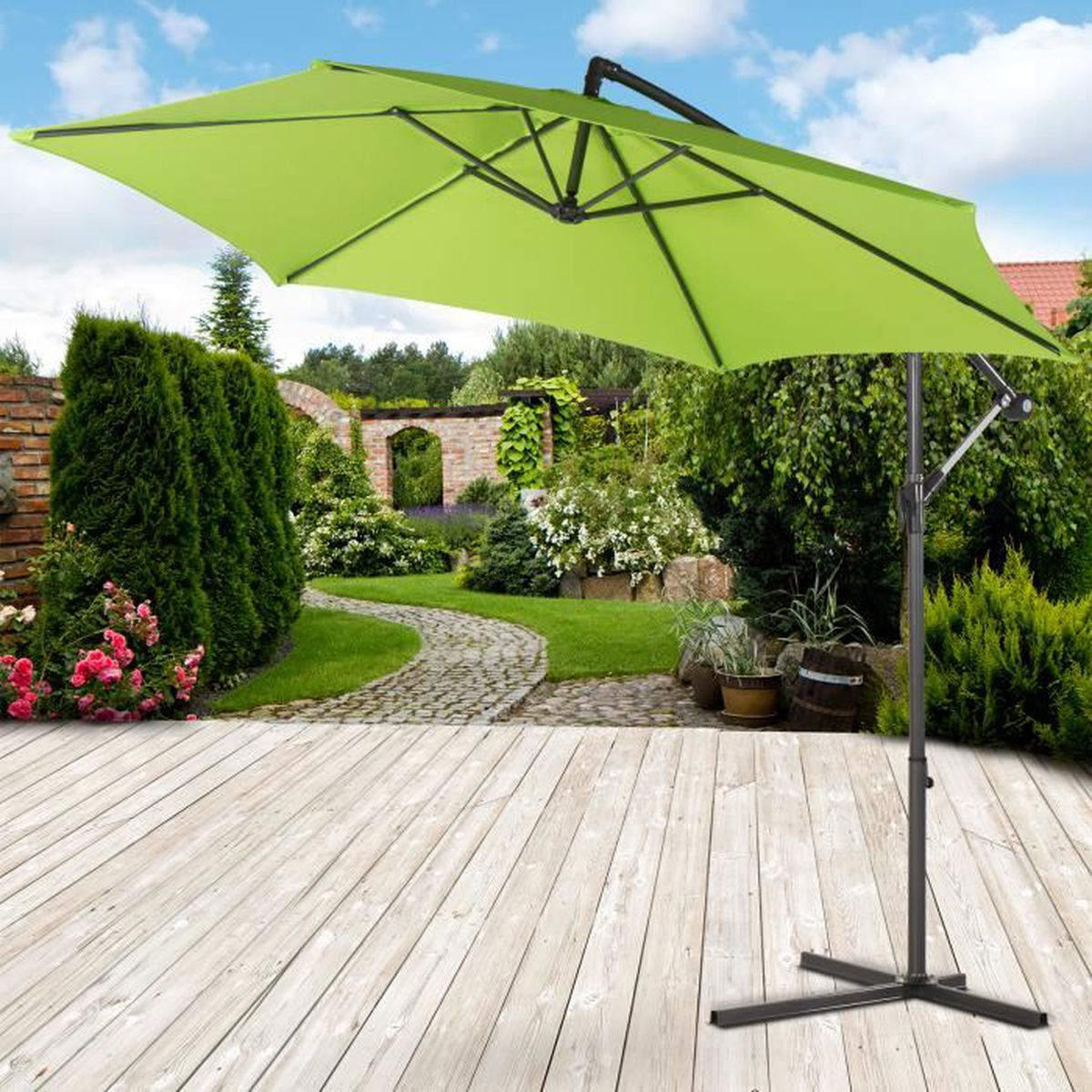 tube de parasol achat vente tube de parasol pas cher cdiscount. Black Bedroom Furniture Sets. Home Design Ideas