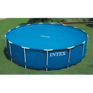 BÂCHE - COUVERTURE  Bâche à bulles piscines tubulaires 150 g/m² Ø 4,48