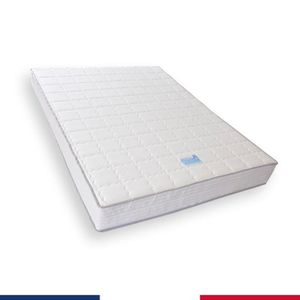 MATELAS Matelas 140X190 fibre de coco 100% (22cm)