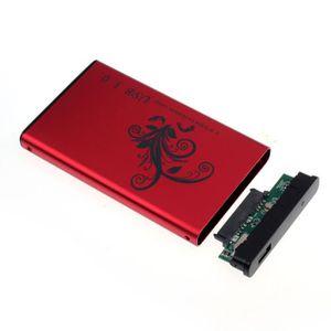 DISQUE DUR EXTERNE USB 3.0 externe 2,5 pouces SATA Boitier HDD Disque