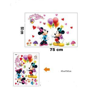 STICKERS Kibi Stickers Muraux Mickey Stickers Muraux Minnie