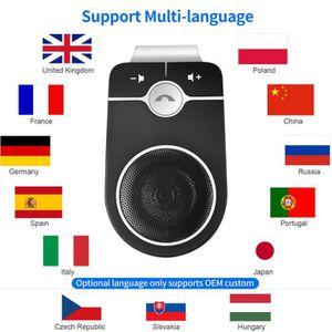 KIT BLUETOOTH TÉLÉPHONE Kit Mains Libres Bluetooth 4.1 sur Pare-soleil Voi