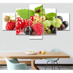 TABLEAU - TOILE lingzhishop,56593-(Unframed)Toile Affiche Fruits P