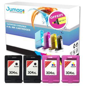 CARTOUCHE IMPRIMANTE 4 Cartouche compatible pour HP DeskJet 2620 2630 2