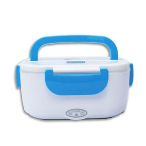 LUNCH BOX - BENTO  40W 1.2L Lunch box electrique, Bento chauffant, Lu