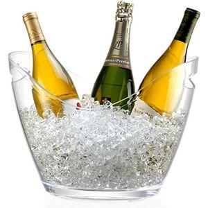 SEAU - RAFRAICHISSEUR  Seau à Champagne 3 Bouteilles - Pour Champagne, se
