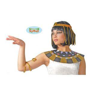 CHAPEAU - PERRUQUE Coiffe reine d'égypte