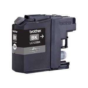 CARTOUCHE IMPRIMANTE Cartouche BROTHER LC123BK noir compatible premium