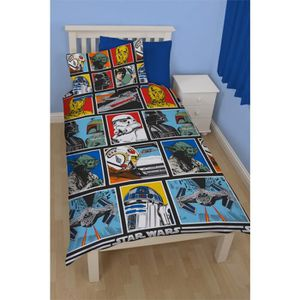 housse de couette star wars achat vente housse de. Black Bedroom Furniture Sets. Home Design Ideas