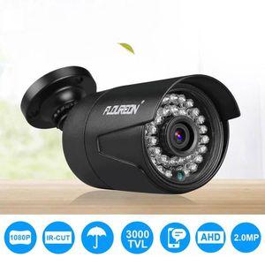 CAMÉRA IP FLOUREON IP Caméra de Surveillance 1080P 2.0MP 300