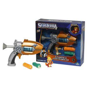 Pistolet Slugterra Avec 2 Slugs Figurine Inclue Achat