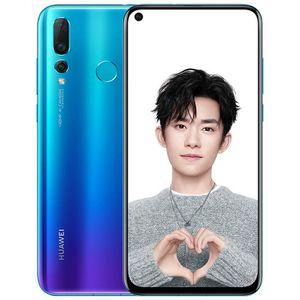 SMARTPHONE HUAWEI Nova 4 Bleu 8Go + 128Go Kirin 970 Android 9