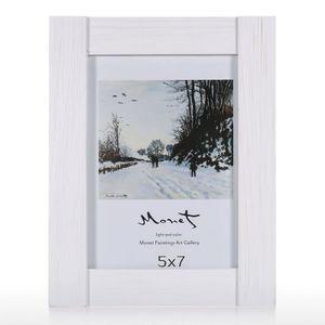 CADRE PHOTO Cadre photo en bois Cadre en verre véritable Cadre