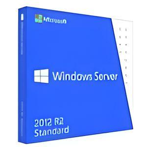 SYSTÈME D'EXPLOITATION Microsoft Windows Server 2012 Standard R2
