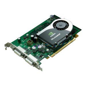 CARTE GRAPHIQUE INTERNE Carte Graphique NVIDIA Quadro FX570 0WX397 PCI-Exp
