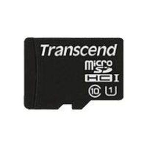 CARTE MÉMOIRE TRANSCEND Premium - Carte mémoire flash (adaptateu