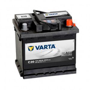 BATTERIE VÉHICULE Batterie de démarrage Varta Promotive Black L2 C20