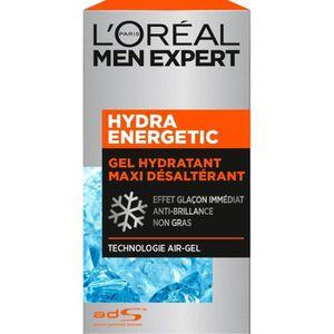 HYDRATANT VISAGE L'OREAL PARIS Gel hydratant désaltérant Men Expert