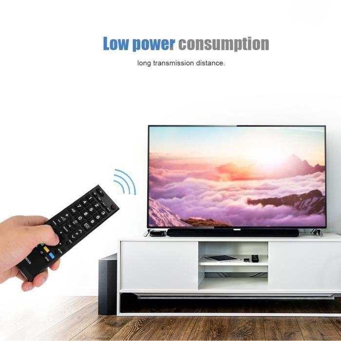 CT-90326 LCD TV 3D Télécommande Pour Toshiba LCD LED Smart Téléviseur -TUN