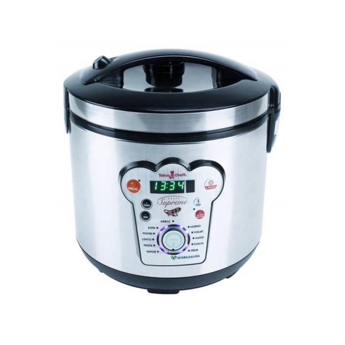 Pot programmable Tekno Cheff Supreme 3D Pot programmable avec seau en pierre naturelle