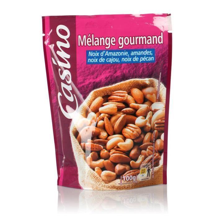 CASINO Mélange Gourmand 100g