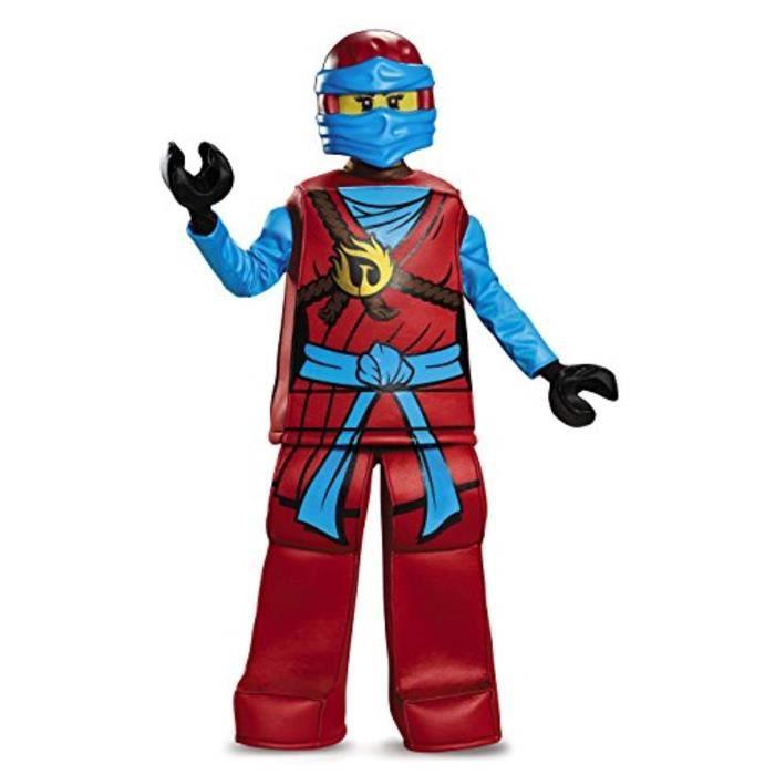 Jeu D'Assemblage LEGO KP27N Lego Ninjago Nya Prestige Costume Petit