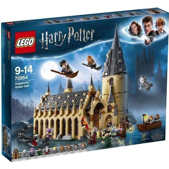 Lego Château Harry Potter