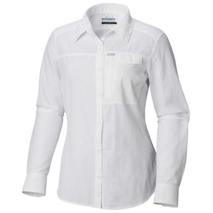 Vêtements femme Chemises Columbia Silver Ridge 2.0