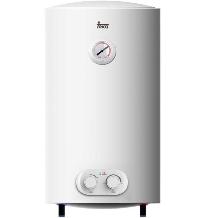 Teka EWH 50 H, horizontale-verticale, Sans réservoir (instantané), Système de chauffe-eau combiné, Intérieur, Electrique, Blanc
