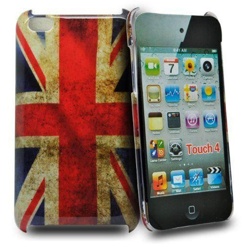 accessory master housse en plastique pour ipod touch 4 drapeau du royaume uni mill sime coque. Black Bedroom Furniture Sets. Home Design Ideas