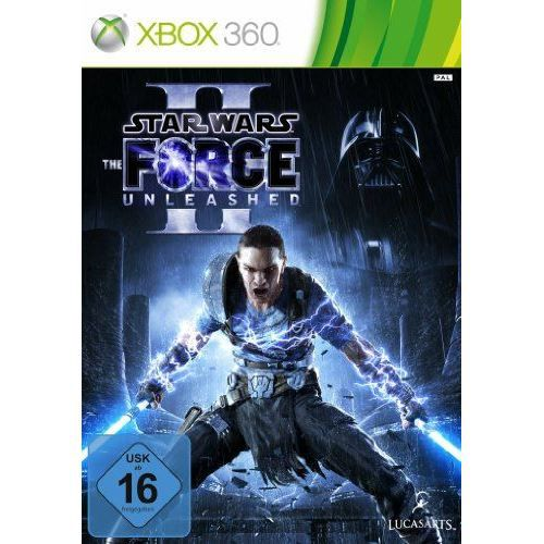 JEUX XBOX 360 Star Wars : the Force Unleashed II [import alle…