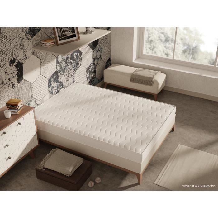 matelas 140x190 h15cm achat vente matelas cdiscount. Black Bedroom Furniture Sets. Home Design Ideas