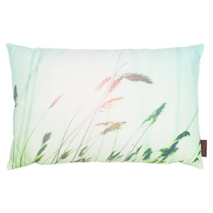 coussin summertime 60x40 avec motif d 39 herbes achat. Black Bedroom Furniture Sets. Home Design Ideas