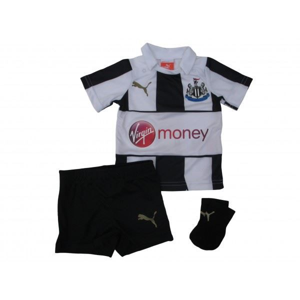 ENSEMBLE DE SPORT Minikit Puma Bébé Newcastle United Domicile