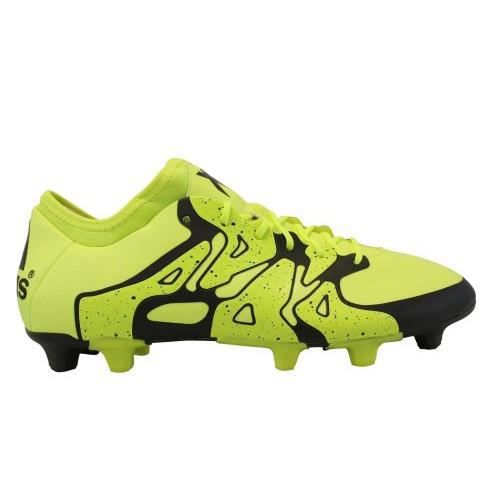 Chaussures De Football X 15.1 Fg / Ag Leather Adidas Performance