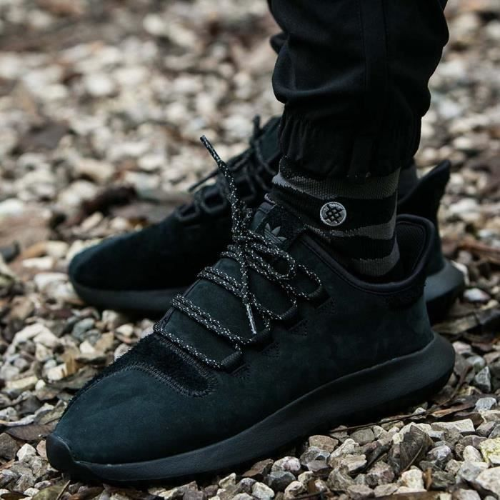 BASKET Chaussures Adidas Tubular Shadow Core Black
