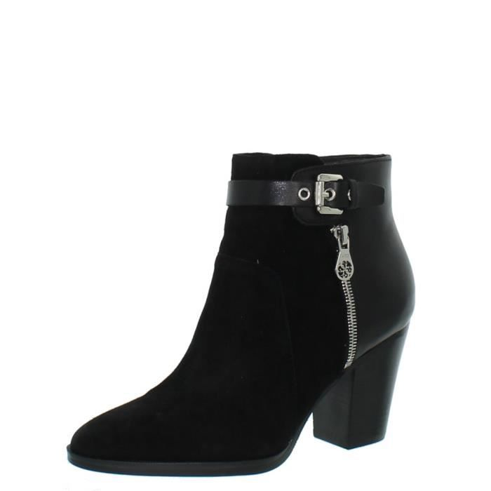 Bottines Guess ref_guess38352-black 864goYbMs