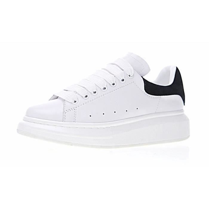Baskets Mode Alexander McQueen Sneakers Chaussures de Course Gymnastique Running Femme Homme Basketball Sport