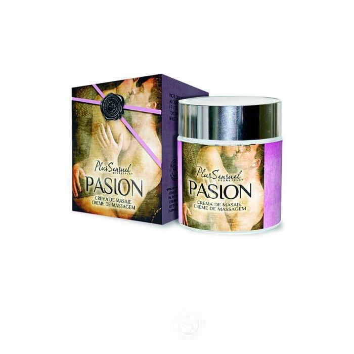 "MASSAGE - BOUGIE SECRET PLAYCrème de Massage ""PASION"""