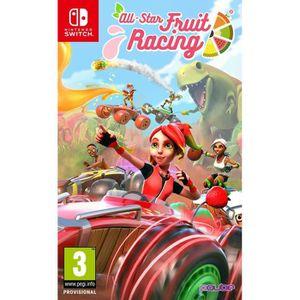 JEU NINTENDO SWITCH All-Star Fruit Racing Jeu Switch