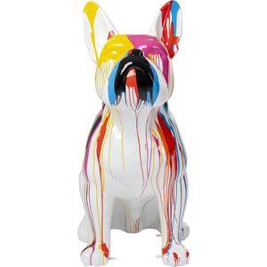 STATUE - STATUETTE Déco Toto Teen XXL multicolore Kare Design