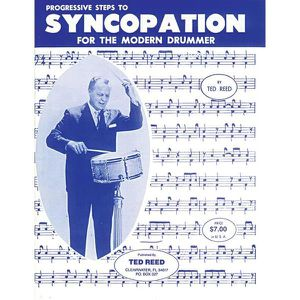 PARTITION Progressive Steps to Syncopation for Modern Drumme