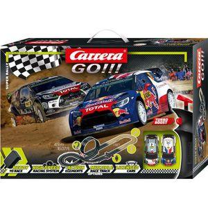 CIRCUIT CARRERA GO!!! - Circuit Super Rally - 4.9 m