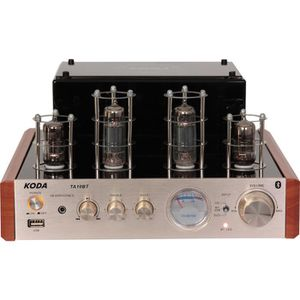 AMPLI HOME CINÉMA MADISON MAD-TA10BT Amplificateur stéréo à tubes 2x