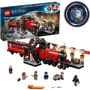 ASSEMBLAGE CONSTRUCTION LEGO® Harry Potter™ 75955 Le Poudlard™ Express
