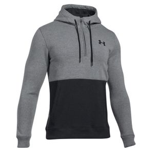 SWEAT-SHIRT DE SPORT Under Armour Threadborne Half Zip Pullover Hoody 977e93044601